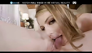 BaDoinkVR.com Best Squirting Threesome Beside Adriana And Kimmy