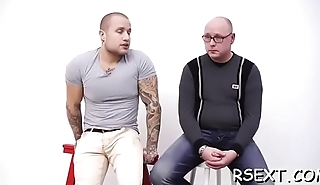 Horny dude visits the prostitutes and gets plump dick sucked