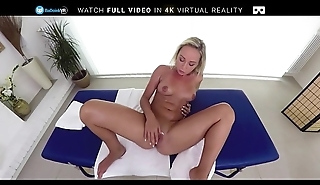 BaDoink VR Pussy Fuck Increased by Massage For Naomi Nevena VR Porn