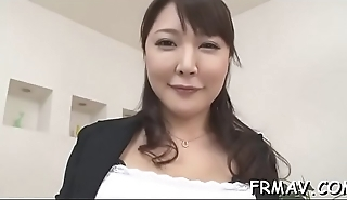 Pretty japanese delights in the matter of mindless wang sucking