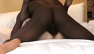 Classy Asian wife fucks sirbao and his buddy