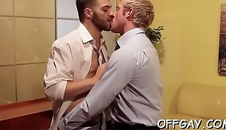 First time sucking cock at dramatize expunge office and that guy likes it