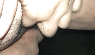 White bbw babe pisses and rubs say no to clit outside